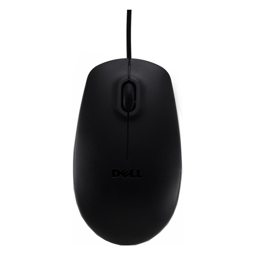 Мышь DELL Optical Mouse Black USB