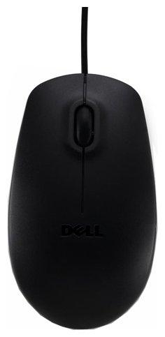 Мышь DELL Optical Mouse Black USB