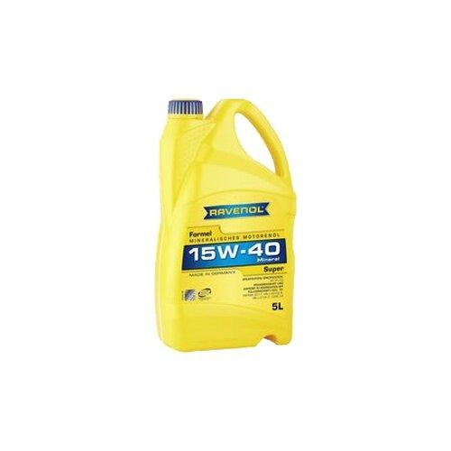 цена на Моторное масло Ravenol Formel Super SAE 15W-40 5 л