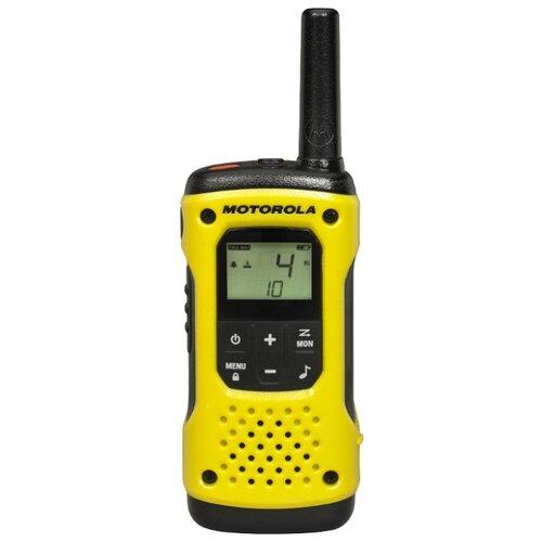 Рация Motorola TLKR-T92 H2O желтый