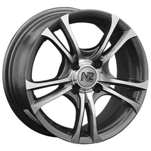 Фото - Колесный диск NZ Wheels NZ1144 6x14/4x98 D58.6 ET38 BKF колесный диск nz wheels sh675 6 5x16 4x98 d58 6 et38 bkf