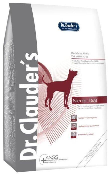 Корм для собак Dr. Clauder's Kidney diet для собак при заболеваниях почек (1 кг)