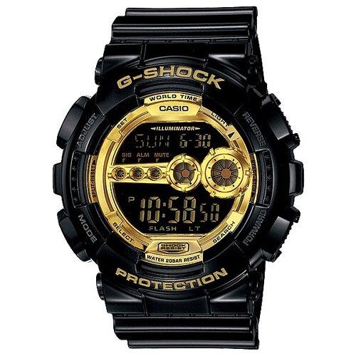 Наручные часы CASIO GD-100GB-1E casio часы casio gd 400 1e коллекция g shock