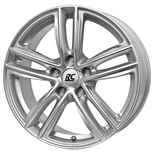 Колесный диск RC Design RC27 6.5x17/5x112 D57.1 ET48.5 KS