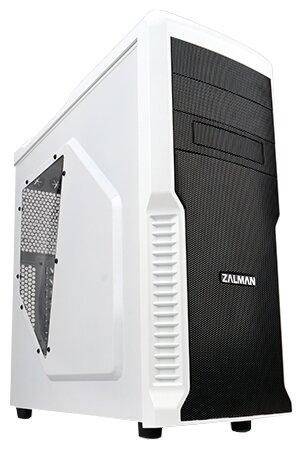 Корпус Zalman Z3 Plus White [ATX, mATX без БП White]