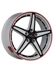 Диск Yokatta Model-11 W+B+RS+BSI 6.5x16/4x108 D65.1 ET26 - фото 1