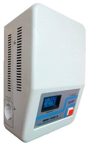 Стабилизатор напряжения однофазный RUCELF SDW-1000-D