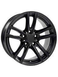 Диск колесный Alutec X10 8.5x18/5x120 D74.1 ET46 Racing-black - фото 1