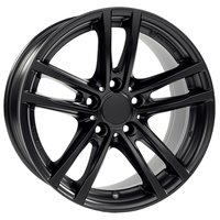 Диск колесный Alutec X10 8x17/5x120 D72.6 ET30 Racing-black
