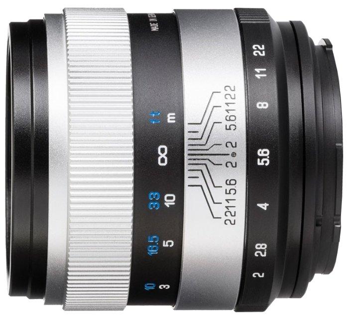Meyer-Optik-Görlitz Figmentum 85mm f/2.0 Canon EF