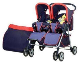 Прогулочная коляска Hauck Shopper Duo