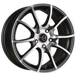 Колесные диски Racing Wheels H-470 6.5x15/4x108 D67.1 ET40 BK F/P