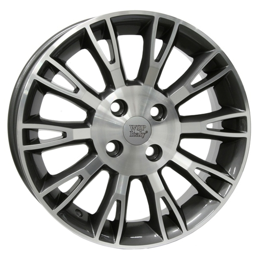 Колесный диск WSP Italy W150 5.5x14/4x98 D58.1 ET35 Anthracite Polished