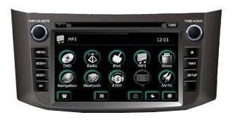 Автомагнитола FlyAudio 66118E01 Nissan Sylphy 2012