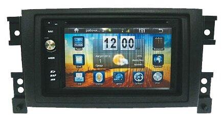 Автомагнитола Navipilot DROID Suzuki Grand Vitara 2005-2013