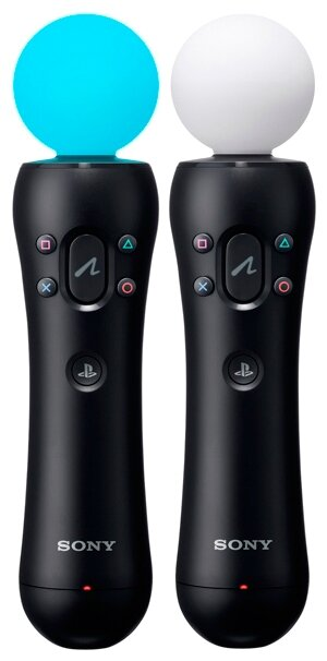 Датчик движения Sony Move Motion Controllers Two Pack