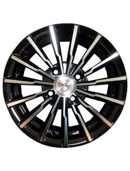 NZ Wheels SH647 6.5x16 5x108 ET 52.5 Dia 63.3 BKF - фото 1