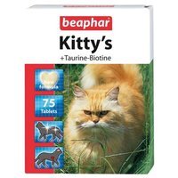 Витамины Beaphar Kitty's Taurine + Biotin
