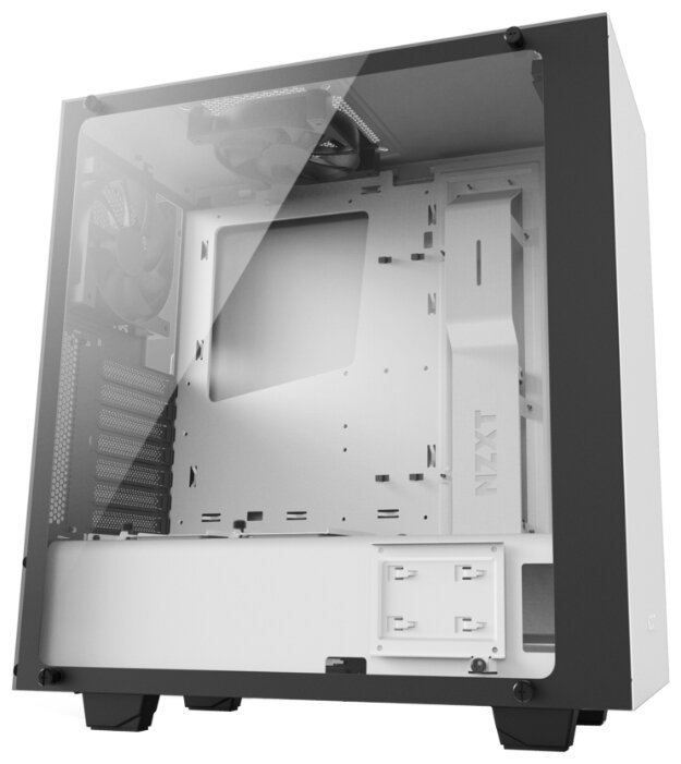 NZXT Компьютерный корпус NZXT S340 Elite White