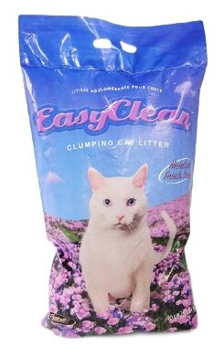 Наполнитель Easy Clean Meadow Fresh Scent (4 кг)