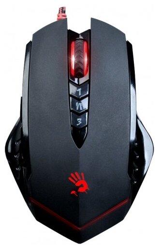 Мышь A4Tech Bloody R8-1/R80 Black USB