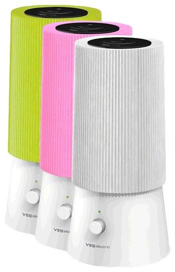 Увлажнитель воздуха VES V-HI13 Pink