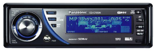 Автомагнитола Panasonic CQ-C7353N