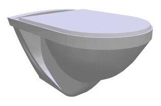Чаша унитаза подвесная Jika Lyra 821370000 с горизонтальным выпуском