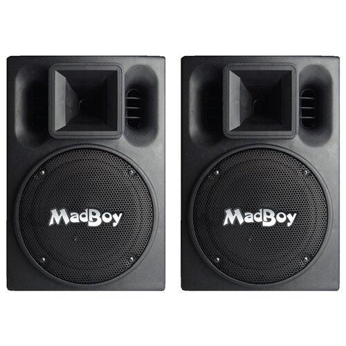 Фото - Полочная акустическая система Madboy BoneHead 208 черный полочная акустическая система presonus eris e4 5 черный