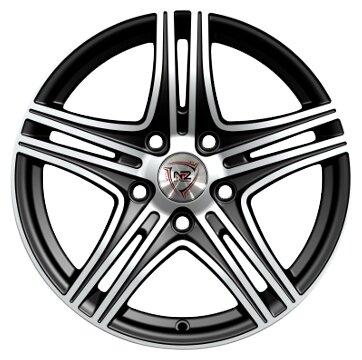 Колесный диск NZ Wheels F-6 6.5x15/4x114.3 D67.1 ET38 BKF
