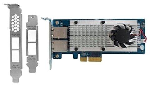 QNAP Сетевая карта QNAP LAN-10G2T-X550