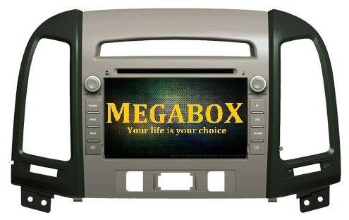 Megabox Hyundai Santa Fe CE6520