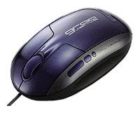 Мышь Elecom M-GRUP2R Blue USB+PS/2