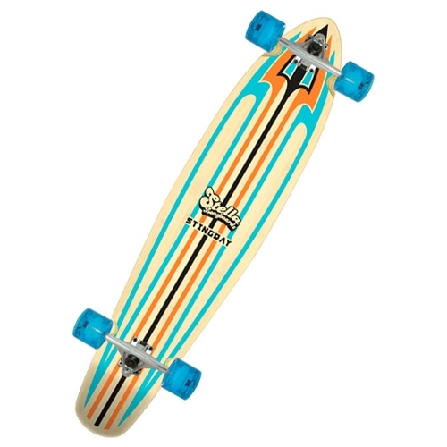 Лонгборд Stella Longboards Bamboo Stingray