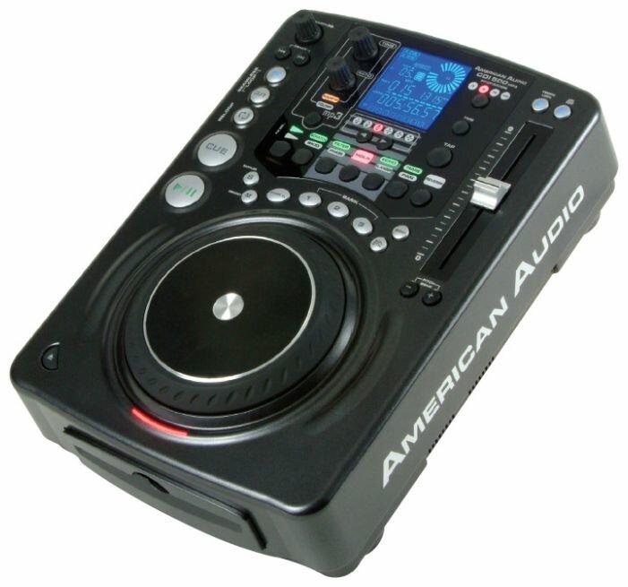 American Audio CDI-500 MP3