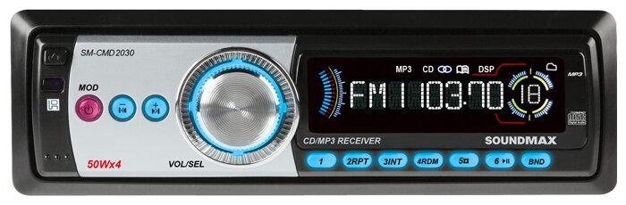 Автомагнитола SoundMAX SM-CMD2030