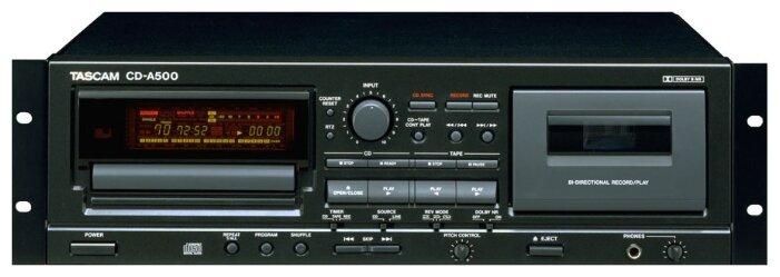 Tascam CD-проигрыватель Tascam CD-A500