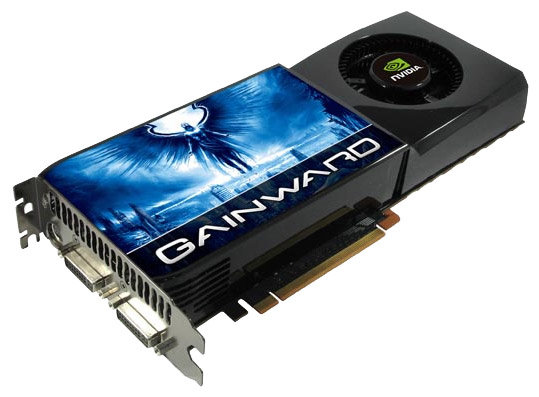 Gainward GeForce GTX 285 648Mhz PCI-E 2.0 1024Mb 2484Mhz 512 bit 2xDVI TV HDCP YPrPb