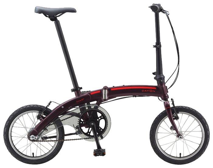 Городской велосипед Dahon Curve D3 16 (2015)