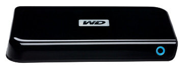 Внешний HDD Western Digital WD Passport Portable 120 GB (WDXMS1200)