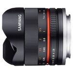 Samyang 8mm f/2.8 UMC Fish-eye II Fujifilm XF