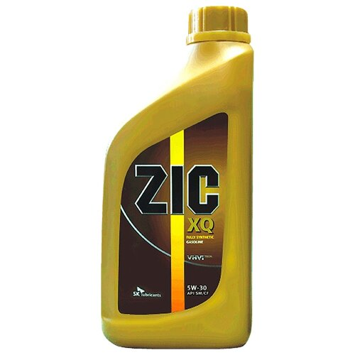 Фото - Моторное масло ZIC XQ 5W-30 1 л xq 100mwt