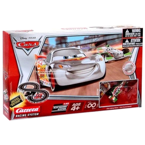 Трек Carrera Disney Cars Silver Races 62199