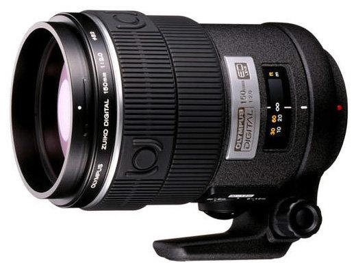 Объектив Olympus ED 150mm f/2.0