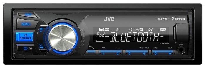 Автомагнитола JVC KD-X250BTEE