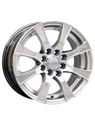 Колесный диск Racing Wheels H-476 5.5x13 4x98 ET38 58.6 BK F/P - фото 1
