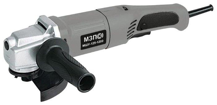 УШМ МЗПО МШУ-125-1200, 1200 Вт, 125 мм