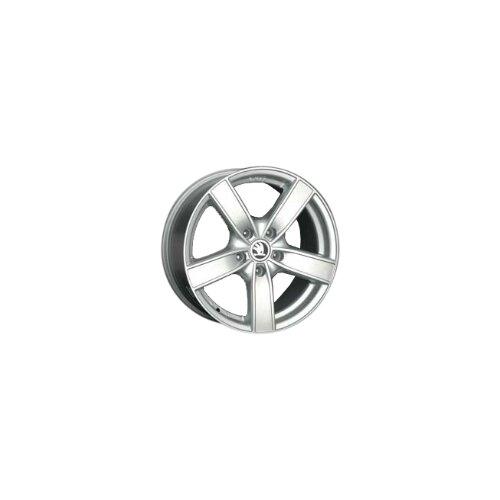 Фото - Колесный диск Replay SK95 7х16/5х112 D57.1 ET45, silver колесный диск replay ty191 7х16 6х139 7 d106 1 et30 silver