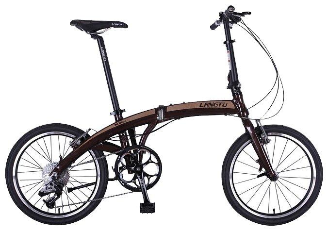 Городской велосипед Langtu KW 029 (2015)