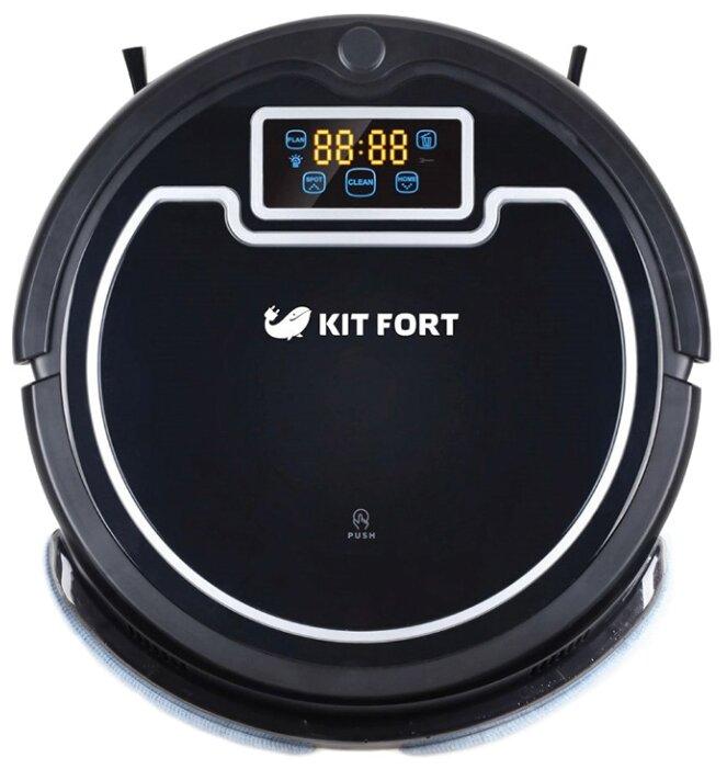 Kitfort KT-503 робот-пылесос